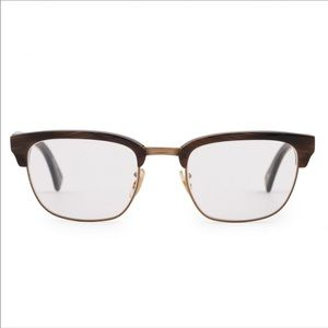 PAUL SMITH WALSH 8077 BROWN EYEGLASSES